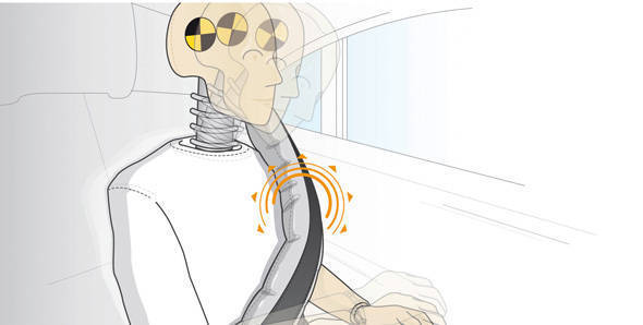 Mercedes to launch Beltbag airbag for rear seatbelts