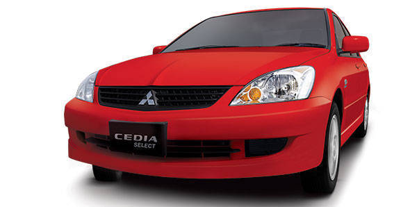 Launched – 2012 Mitsubishi Cedia Select in India