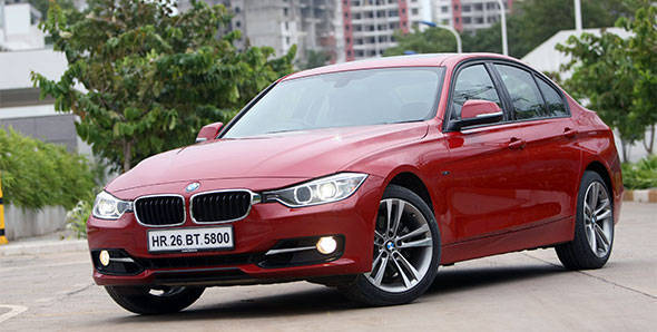 Launched – 2012 BMW 3 Series in India
