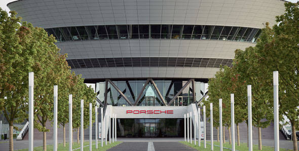 Porsche's Leipzig plant rolls out its 500,000th vehicle