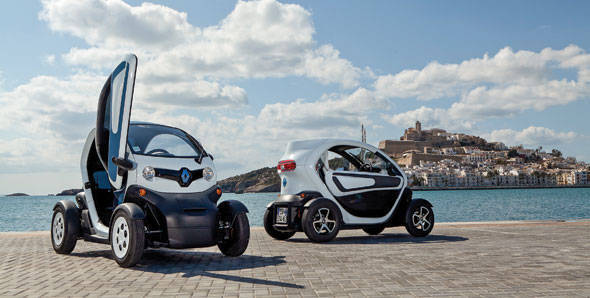 2012 Renault Twizy first drive