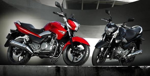 2012 Suzuki Inazuma 250 to go on sale this September in UK