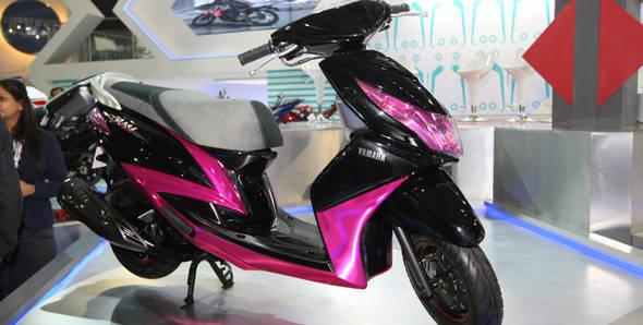 Yamaha India recalls 56,082 Ray scooters