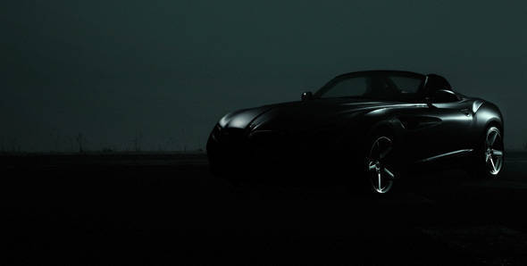 BMW to showcase new Zagato concept at Pebble Beach