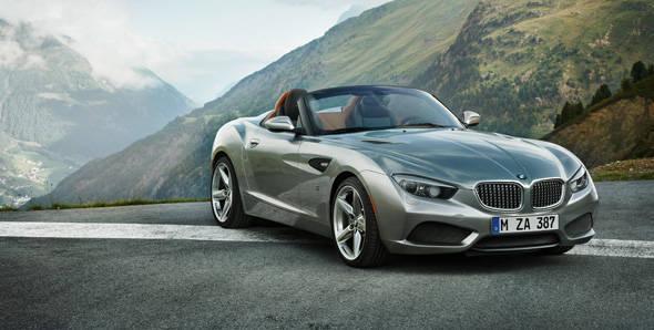 Unveiled – 2013 BMW Zagato Roadster