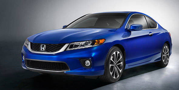 Unveiled – 2013 Honda Accord sedan and Accord Coupe