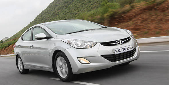 2012 Hyundai Elantra in India first drive