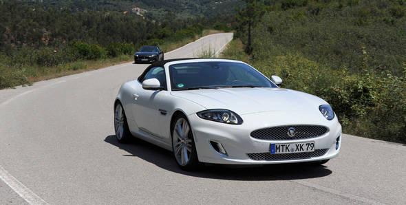 Launched – 2013 Jaguar XK