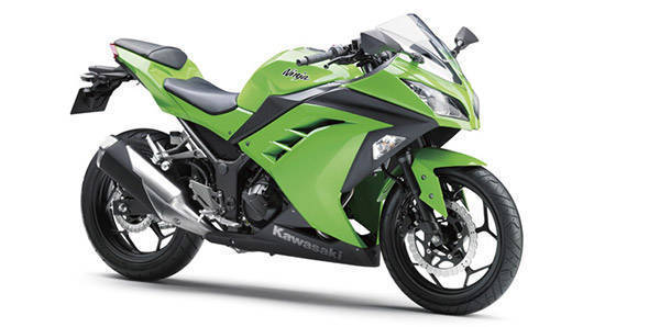 Unveiled – 2013 Kawasaki Ninja 250R