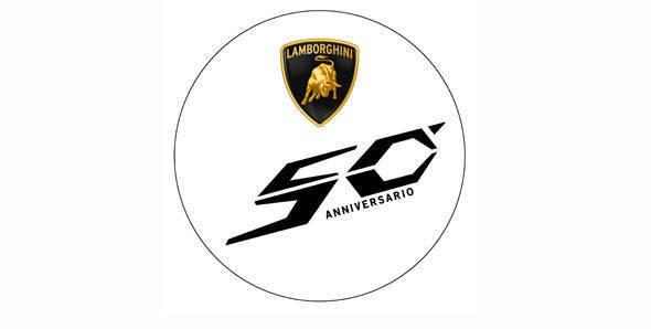 Lamborghini announces its 50th anniversary celebration plans