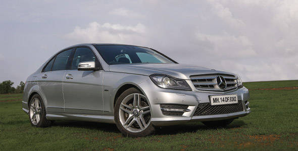 2012 Mercedes C250CDI Performance Edition