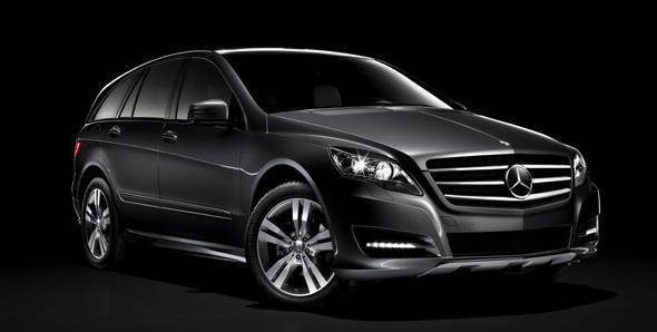 Launched – 2012 Mercedes-Benz R-Class CDI 4MATIC in India