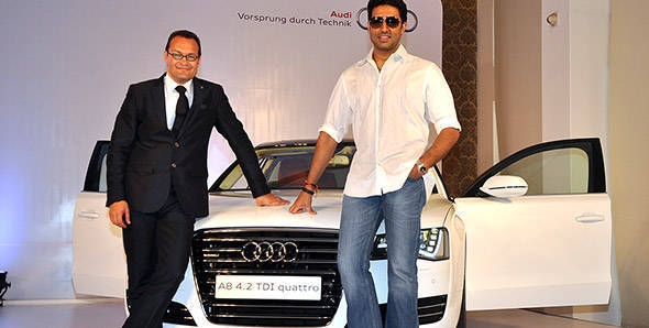 Launched – Audi A8L 4.2 TDI Quattro in India