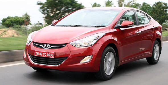 Marvelous 2012 Hyundai Elantra In India Road Test