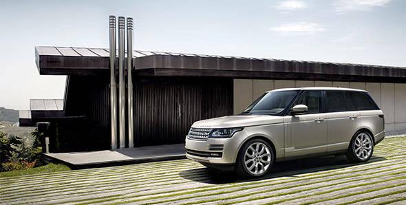 Unveiled – 2013 Range Rover