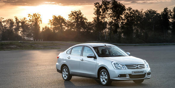Unveiled – Nissan Almera at Moscow Motor Show