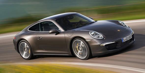 Unveiled – 2013 Porsche 911 Carrera all-wheel drive