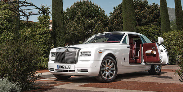 2012 Rolls Royce Phantom Series Ii First Drive Overdrive