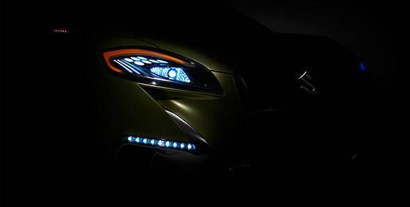 Suzuki to unveil new concept crossover at Paris Motor Show 2012