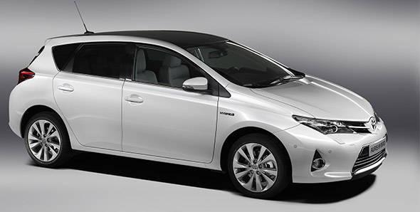 Toyota to showcase new Auris at Paris Motor Show