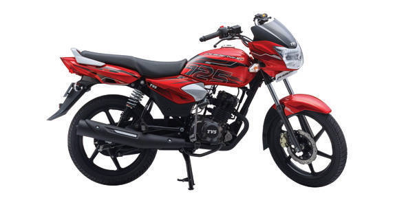 Launched – 2012 TVS Phoenix in India