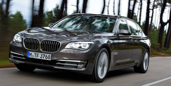 Launched – 2013 BMW 760Li V12 25 years anniversary edition