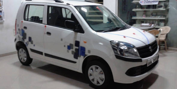 Launched – Maruti WagonR Pro in India