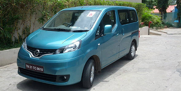 2012 Evalia image used as a reference