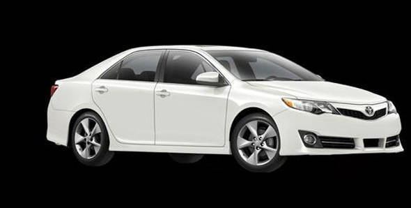 Launched – 2013 Limited Edition Toyota Camry SE Sport