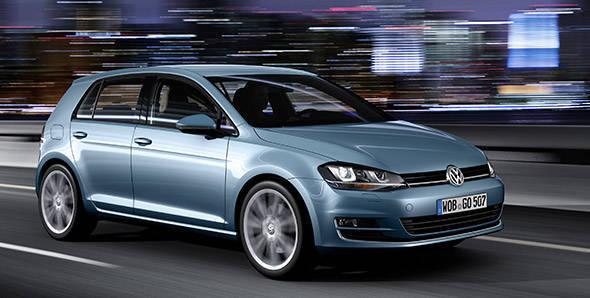 Unveiled – 2013 Volkswagen Golf
