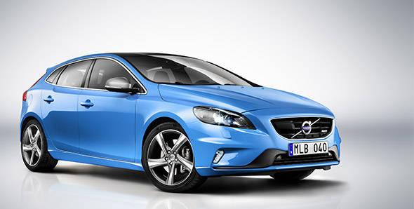 Unveiled – 2013 Volvo V40 R-Design