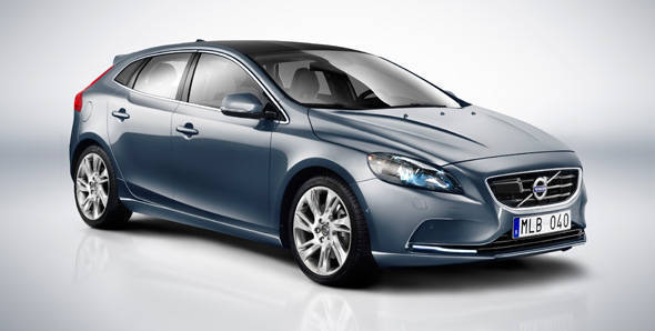 Volvo V40 has been crowned the safest car by Euro NCAP
