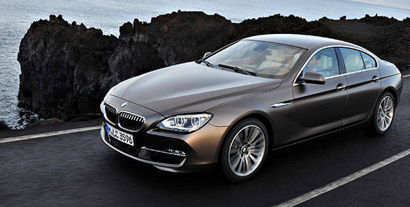 2013 BMW 640D Gran Coupe