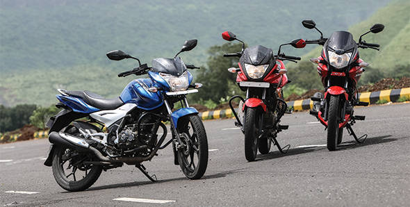 Bajaj Discover 110 Vs Hero Passion Pro