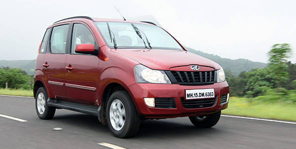 2012 Mahindra Quanto in India first drive