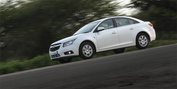 2012 Chevrolet Cruze In India Road Test Overdrive