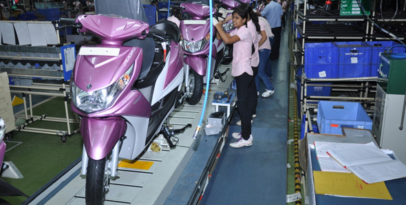Yamaha postpones Rs 1,500 crore Chennai plant opening by a year