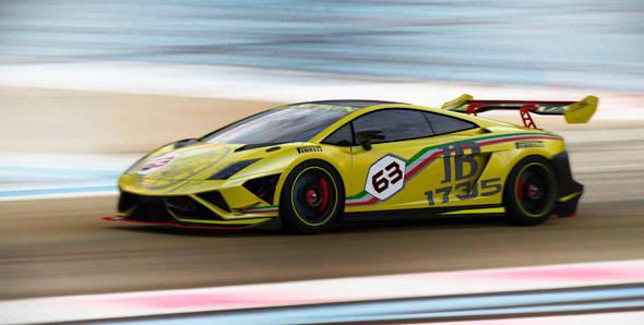 Lamborghini Blancpain Super Trofeo goes to Inje Speedium