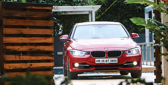 2012 BMW 3 Series in India road test