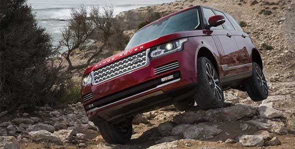 2013 Range Rover driven