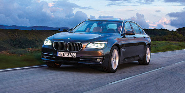 Review 2013 BMW 7 Series First Drive