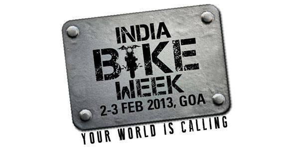 India Bike Week 2013 to take place in Goa