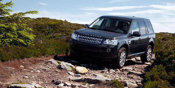 2013 Land Rover Freelander 2 first drive