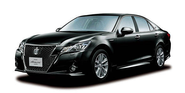 Launched – 2013 Toyota Crown