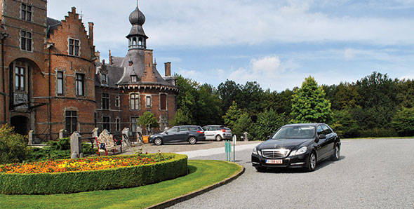 Hertz Travelogue - A driving holiday to Belgium