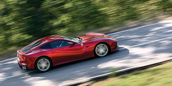 2012 Ferrari F12 Berlinetta first drive