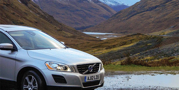 Hertz Travelogue - A driving holiday to Scotland