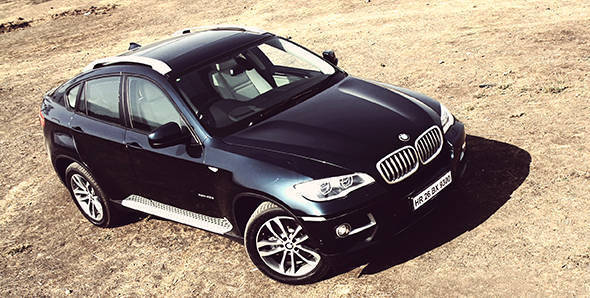Exclusive! 2013 BMW X6 in India road test