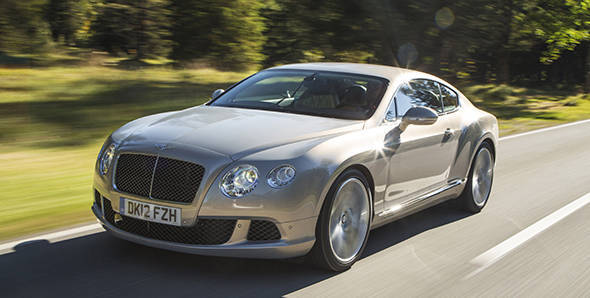 2013 Bentley Continental GT Speed launched in India