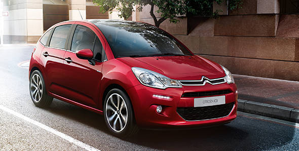 Unveiled – 2013 Citroen C3